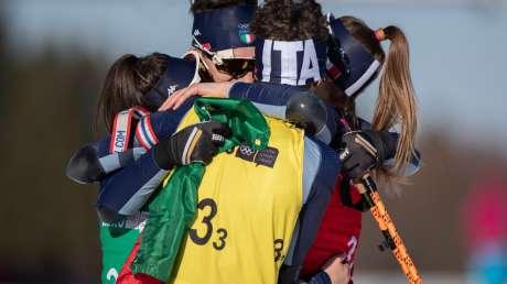 Losanna 2020: ragazzi d'oro, la staffetta azzurra domina nel Biathlon