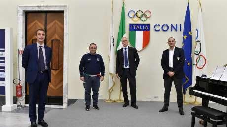 """Natale degli Sportivi 2020: """"Dare luce alle Stelle"""""""