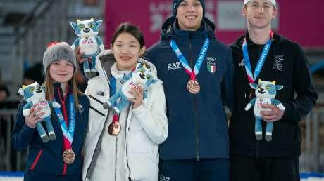 Ultime medaglie, Losanna 2020 si congeda. Appuntamento in Corea nel 2024