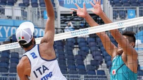 Beach Volley Lupo Nicolai Foto Luca Pagliaricci GMT PAG06644 copia