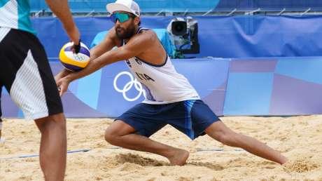 Beach Volley Lupo Nicolai Foto Luca Pagliaricci GMT TOK01975 copia