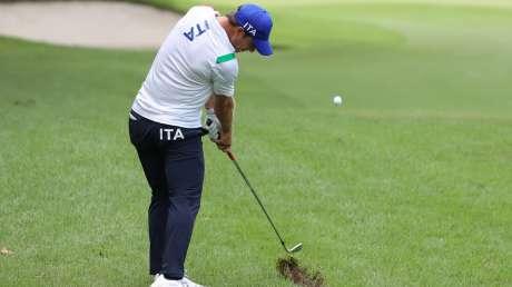 Guido Migliozzi Golf Foto Bisi GMT BISI7914