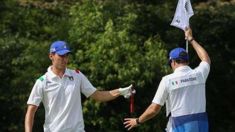 Renato Paratore Golf Foto Bisi GMT BISI7432