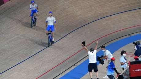 quartetto ciclismo foto sirotti  GMT (c)009