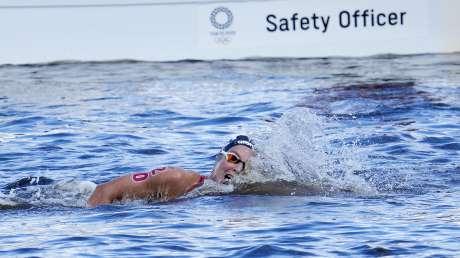Nuoto 10km Donne Bruni foto Luca Pagliaricci GMT _PAG0312 copia
