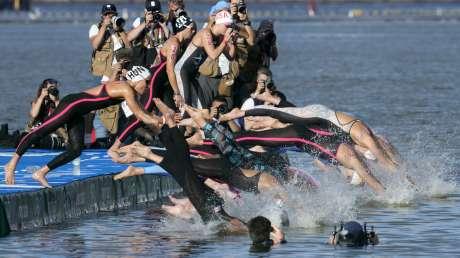 Nuoto 10km Donne Bruni foto Luca Pagliaricci GMT _PAG9371 copia