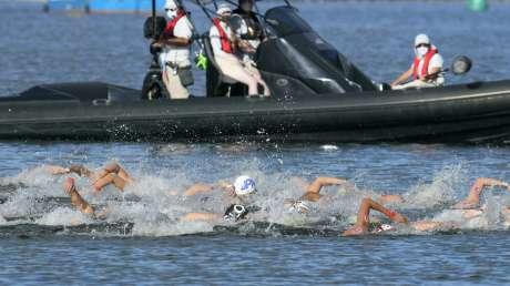 Nuoto 10km Donne Bruni foto Luca Pagliaricci GMT _PAG9447 copia