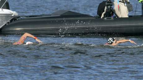 Nuoto 10km Donne Bruni foto Luca Pagliaricci GMT _PAG9507 copia