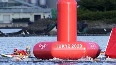 Nuoto 10km Donne Bruni foto Luca Pagliaricci GMT _PAG9635 copia