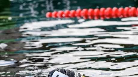 Nuoto 10km Donne Bruni foto Luca Pagliaricci GMT ABI_6394