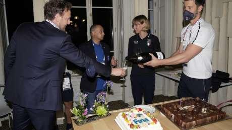 Pellegrini Compleanno Casa Italia Foto Luca Pagliaricci GMT _PAG2280 copia