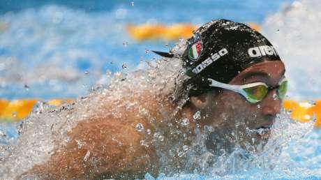 Federico Burdisso bronzo nuoto Foto Mezzelani GMT (c)013