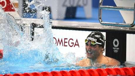 Federico Burdisso bronzo nuoto Foto Mezzelani GMT (c)024