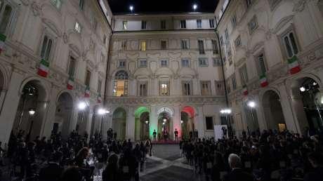 Palazzo Chigi Ph Ferraro Pagliaricci - CONI LUP06509 copia