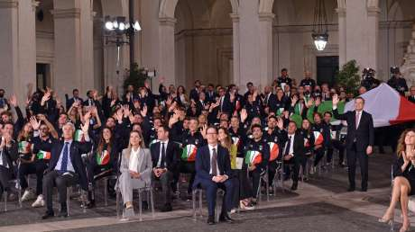 Palazzo Chigi Ph Ferraro Pagliaricci - CONI SFE_8110 copia