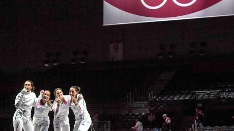 bronzo scherma donne Foto Bizzi  GMT (c)029