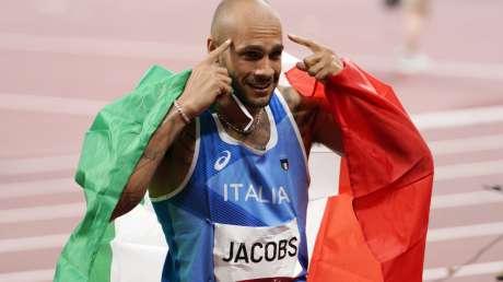 100M Jacobs ORO foto Luca Pagliaricci GMT _TOK4204 copia