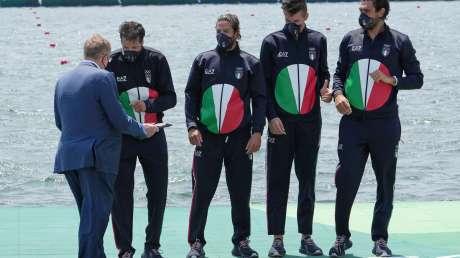 Canottaggio 4 coppia Bronzo Foto Luca Pagliaricci GMT PAG09597 copia