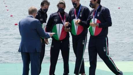 Canottaggio 4 coppia Foto Luca Pagliaricci GMT PAG09643 copia