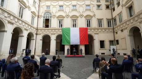 60 Palazzo Chigi Ph Luca Pagliaricci - CONI LUP09545 copia