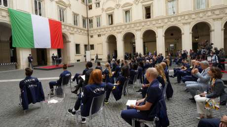 61 Palazzo Chigi Ph Luca Pagliaricci - CONI LUP09553 copia