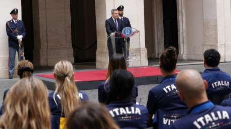 65 Palazzo Chigi Ph Luca Pagliaricci - CONI DSC08701 copia