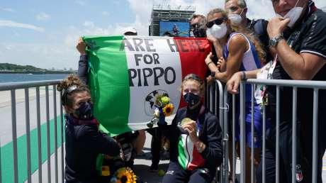 Canottaggio Cesarini Rodini ORO Foto Pagliaricci GMT TOK04434 copia