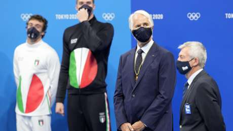 STAFFETTA mista 4x100misti uomini BRONZO foto Luca Pagliaricci GMT _PAG2432 copia