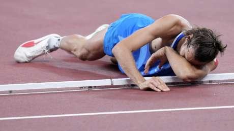 Atletica Salto in Alto Tamberi ORO foto Luca Pagliaricci GMT _PAG5802 copia