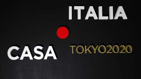 Casa Italia Foto Luca Pagliaricci GMT Casa Italia Foto Luca Pagliaricci GMTTOK00142