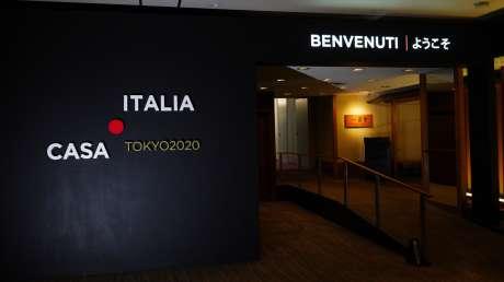 Casa Italia Foto Luca Pagliaricci GMT Casa Italia Foto Luca Pagliaricci GMTTOK00146
