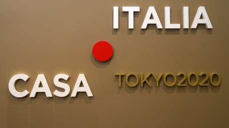 Casa Italia Foto Luca Pagliaricci GMT Casa Italia Foto Luca Pagliaricci GMTTOK00174