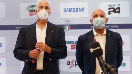 Casa Italia Foto Luca Pagliaricci GMT Casa Italia Foto Luca Pagliaricci GMTTOK00433