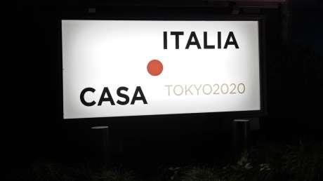 Casa Italia Foto Luca Pagliaricci GMT Casa Italia Foto Luca Pagliaricci GMTTOK00708