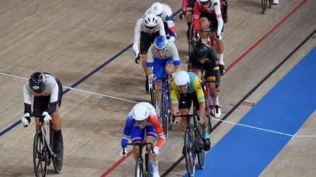 Ciclismo Omnium Viviani BRONZO Foto Sirotti GMT DSC_3174 copia