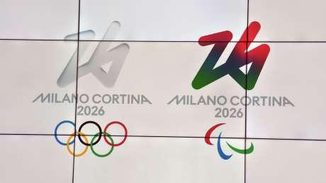 Milano Cortina 2026, svelato il logo dei Giochi Olimpici e Paralimpici