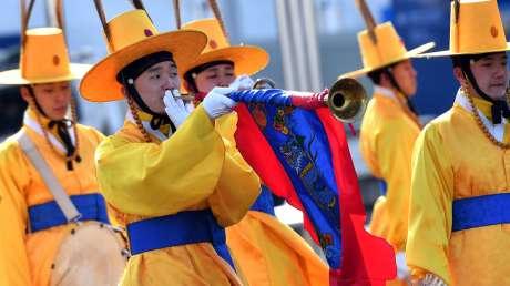 03 Welcome Ceremony Ferraro-Pagliaricci - GMT