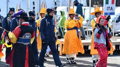 09 Welcome Ceremony Ferraro-Pagliaricci - GMT