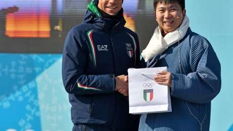 39 Welcome Ceremony Ferraro-Pagliaricci - GMT