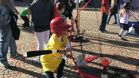 Baseball-tiro