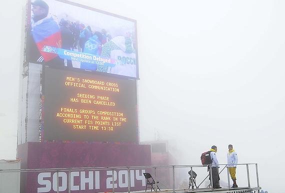 Calendario Biathlon.La Nebbia Stravolge Il Calendario Spostate A Domani La Mass